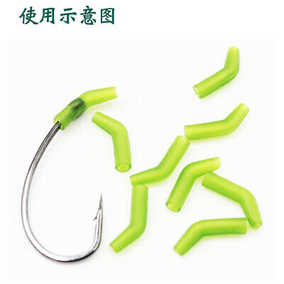 MOD INSECT LARVAE RIG ALIGNERS HOOK KICKERS RED OR YELLOW