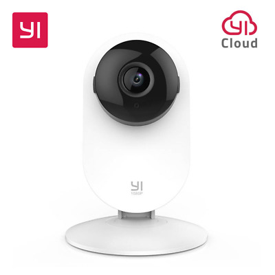 YI 1080p Camera Indoor IP Security Surveillance System Night Vision iOS Android