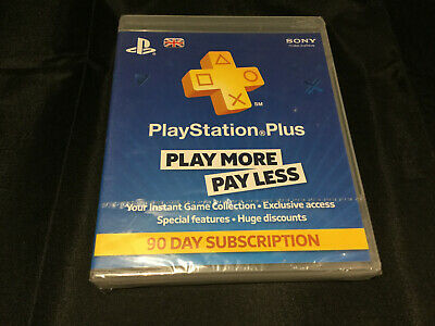 Sony Playstation Plus 30 Day Subscription Disc For Ps3 (Sealed) Unknown Exp Date