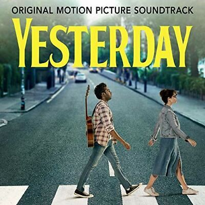 Yesterday (Original Soundtrack) [Audio CD] Himesh Patel and Lily James