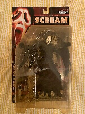 Movie Maniacs Ghost Face Scream Vintage Figure - Great Condition - Very Rare!!!