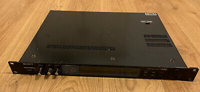Sony dps-D7 audio delay and digital reverb unit