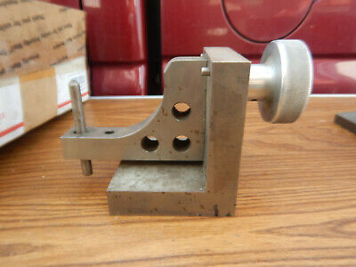 Older Shop Made Small Radius Dresser Machinist Tool For Surface Tool Grinder
