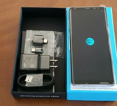 Samsung Galaxy Note8 Duos SM-N950 - 64GB - Orchid Gray (AT&T) Smartphone