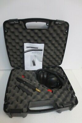 BACHARACH 28-8013 TruPointe 2100 Ultrasonic Leak Detector Kit