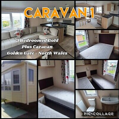 7 X Caravans To Hire Somerset And North Wales