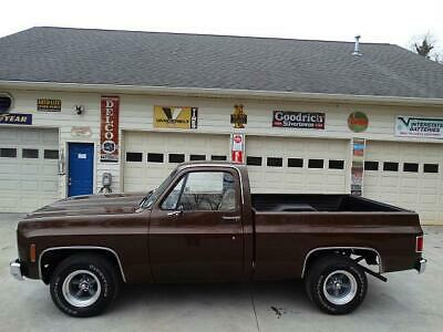 1980 GMC Other  1980 GMC SIERRA SHORT BED.....V8...BEAUTIFUL PAINT....NICE INTERIOR.. NOT C10
