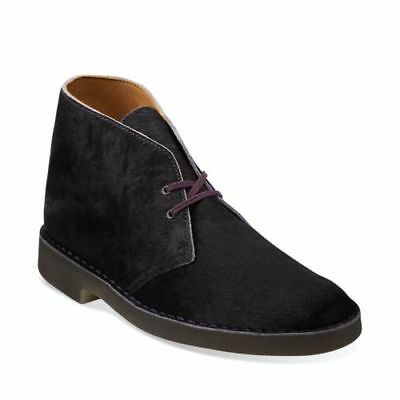 CLARKS ORIGINAL DESERT Boot Limited Edition Herschel Leder