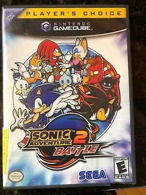 Sonic Adventure 2 Battle (GameCube, 2002)