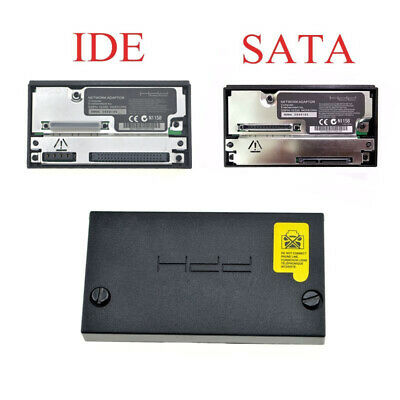Sata Network Adapter  For Sony PS2 Fat Game Console IDE Socket  HDD SCPH-10350^