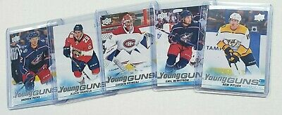 2019-20 Upper Deck Series 2 Young Guns Rookie You Pick U Complete Your Ur Set