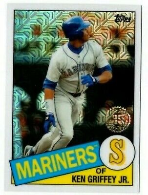 2020 Topps Series 1 Silver Pack 1985 Chrome Refractors U You Pick