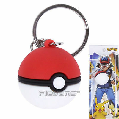 POKEMON - POKE BALL / POKEBALL 3D - LLAVERO / KEY RING / KEYCHAIN 3cm