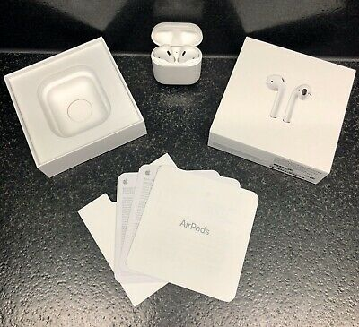 Apple AirPods 1. Generation mit Ladecase - Top Zustand!