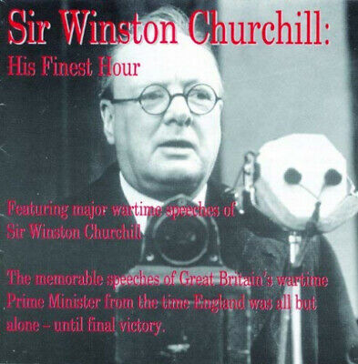 Sir Winston Churchill: His Finest Hour (o CD)