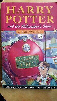 Harry Potter and the Philosopher's Stone , Rowling, J. K. Paperback Book