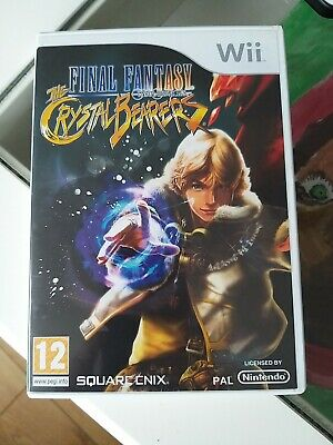 Final Fantasy Crystal Chronicles: The Crystal Bearers (Nintendo Wii, 2010) - Eu…