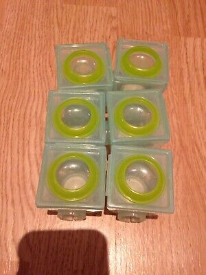 Brothermax Weaning Pots X6