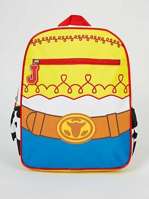 Children's Official Disney Toy Story Jessie Backpack Rucksack