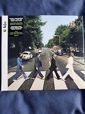 The Beatles - Abbey Road (1969) Remastered (CD, 2009)