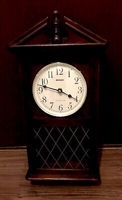 westminster chimes wall clock