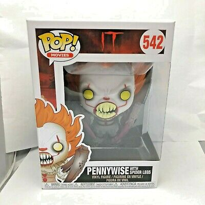 Funko POP Movies: IT - Pennywise with Spider Legs #542