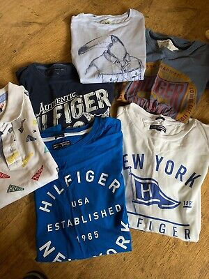 Tommy hilfiger Boys Age 12 Bumdle Tops T Shirts Immaculate