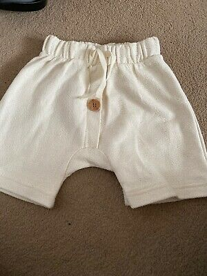 6-12months Organic Zoo Shorts