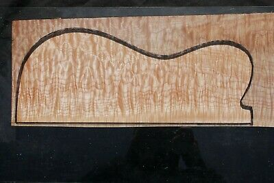 """Awesome Quilted Maple 20 1/8"""" X 7 3/4"""" X 1 1/16"""": Guitar, Luthier, Craft, Scales"""