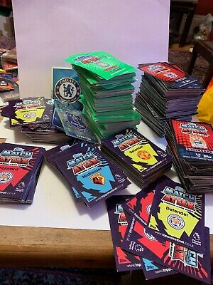 Match Attax Job Lot - Inc Limited Editions & Hundred Clubs 100's Of Cards Excel