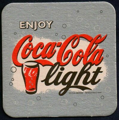 COCA COLA COASTER FROM THE NETHERLANDS  SE15009