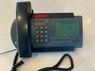 Nortel Vista 350 Home Desk or Wall Phone with speaker phone