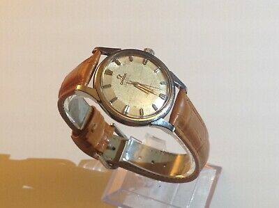 OMEGA CONSTELLATION CHRONOMETER AUTOMATIC 'PIE PAN' DIAL  GENT'S WATCH Cal. 551