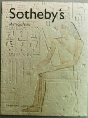 Sotheby 6/9/04 ancient Egyptian Green Etruscan Roman