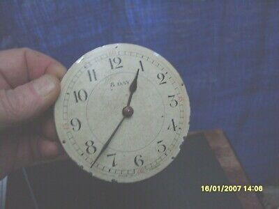 Clock Parts  8 Day French  Movement Spare  Springs  Ok