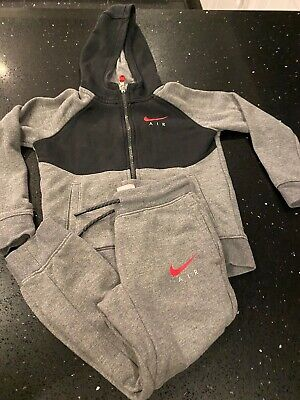 Boys Nike Air Tracksuit Aged 4-5 Years