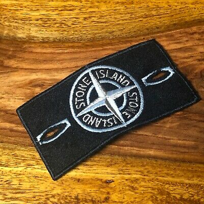Men's Adults Rare Real Authentic STONE ISLAND 'ICE' Arm Badge - Excellent