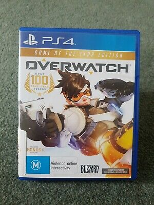 Overwatch Legendary Edition PS4 Game Sony PlayStation 4 #30 Day Warranty#