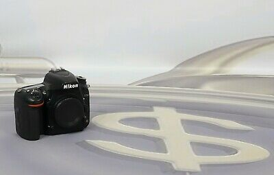 Nikon D750 24.3MP DSLR Camera Black Body Only *READ*
