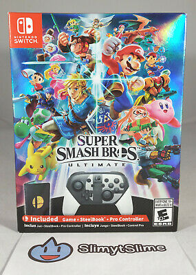 Super Smash Bros. Ultimate Special Edition (Nintendo Switch, 2018) NEW, RARE!