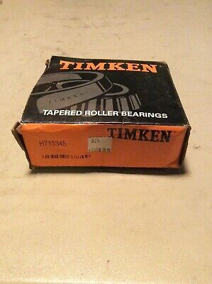 Timken H715345 Tapered Roller Bearing Single Cone