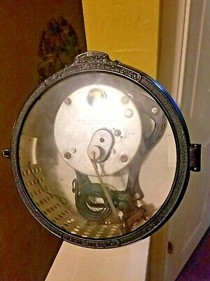 Tycos Recording Thermometer Rockwell Manufacturing Co. Rochester NY