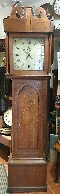 Antique Grandfather Clock, W.P.Coales of North Crawley - Delivery Arranged