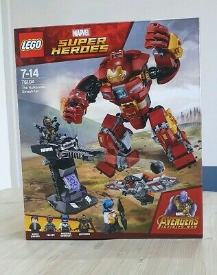LEGO Marvel Super Heroes (76104) The Hulkbuster Smash-Up