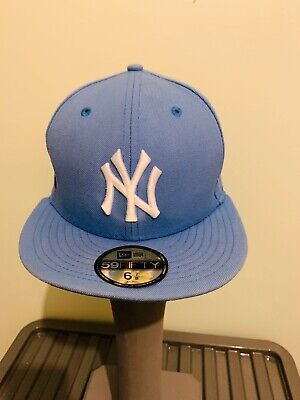 Official NEW ERA MLB BASEBALL CAP 59FIFTY NEW YORK YANKEES GRAPHITE FITTED 6 6/8