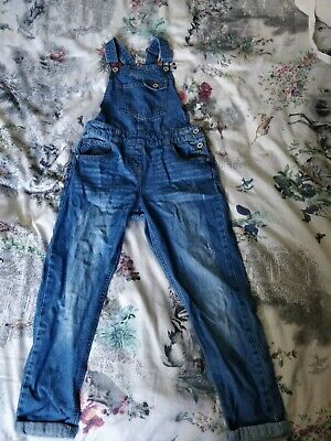 Kids Dungarees Age 7