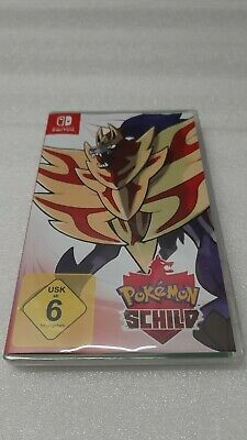 Pokemon Schild Nintendo Switch Spiel