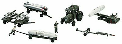 Hasegawa 1/72 the United States Air Force armed mounting operation set Plastic X