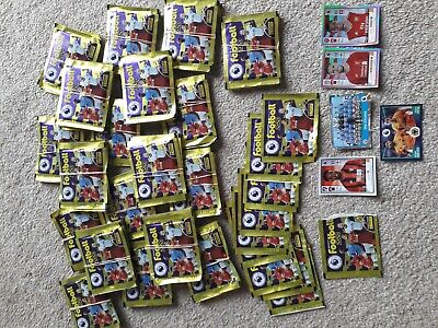 20 Panini's Football 2020 Premier League Sticker Collection Packs