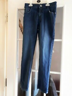 Boys Next Skinny Jeans Aged 13 - Very Good Condition